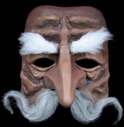 Commedia dell/'arte Mask